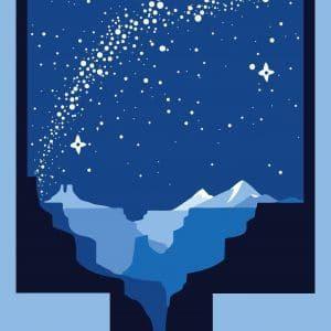 The Colorado Plateau Dark Sky Cooperative Logo