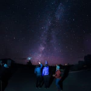 """Star Party"" at Dead Horse State Park in Cottonwood, AZ"