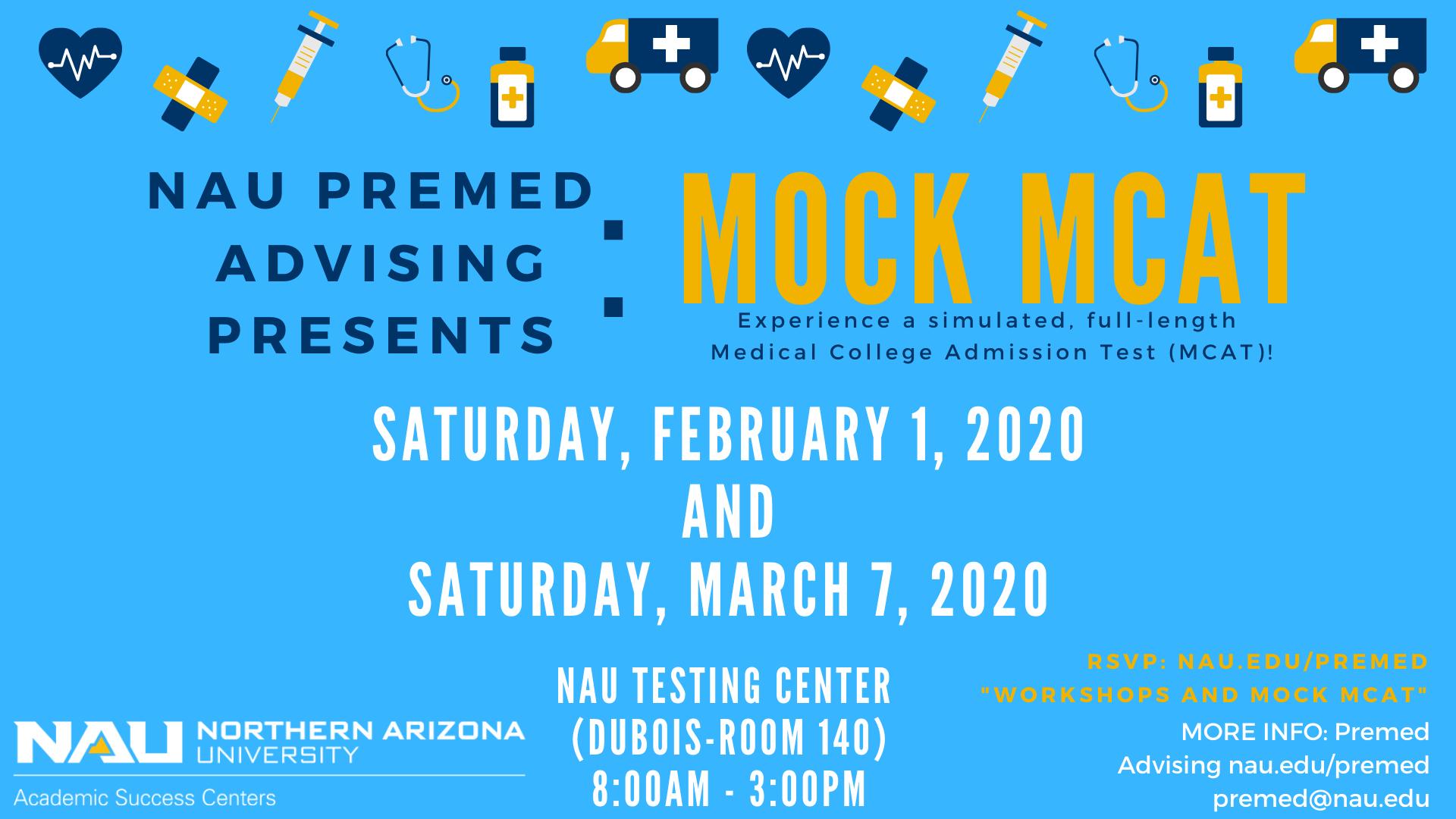 Mock MCAT Draft