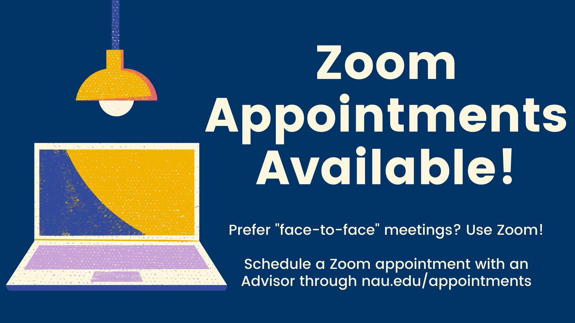 Zoom Appointments