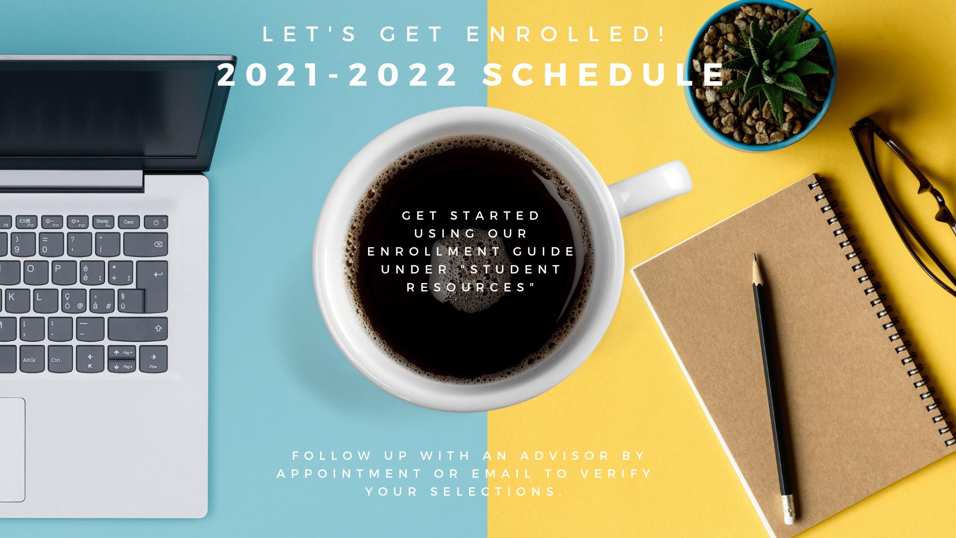 Spring Enrollment 2021