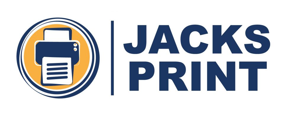 Jacks Print logo