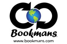 Bookmans Earth logo