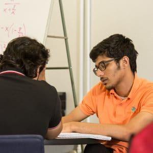 NAU student received tutoring