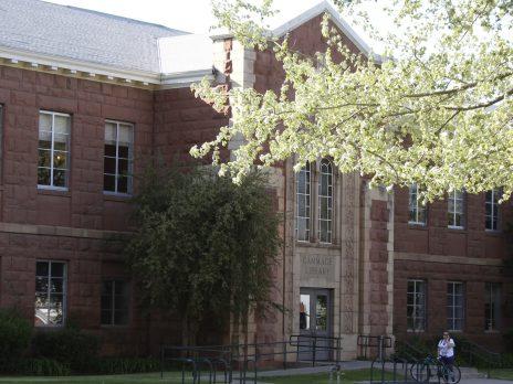 NAU Financial Aid Building