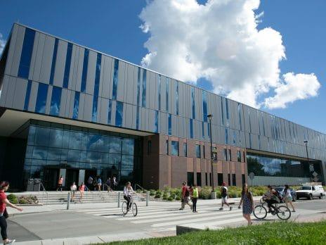 NAU HLC building