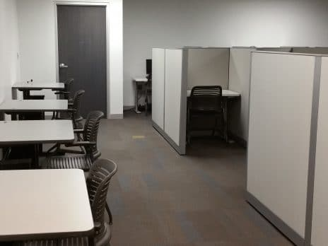 image of the main testing center at Disability Resources