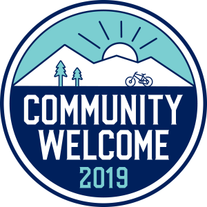 Community Welcome Logo