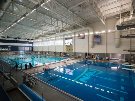 Wall Aquatic Center Pool/Dive Well