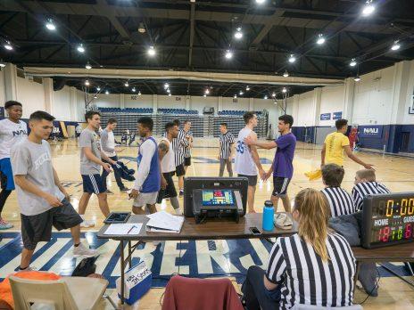 Rolle AC IMS Men's Basketball