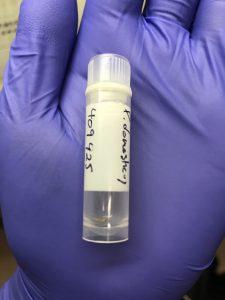 Lab sample