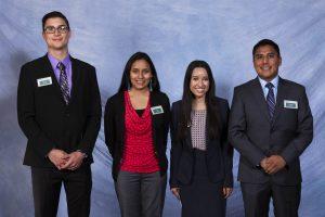 Johnson Scholarship Foundation recipients, 2016