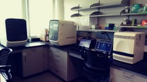 Genetic Analysis Instrument Lab