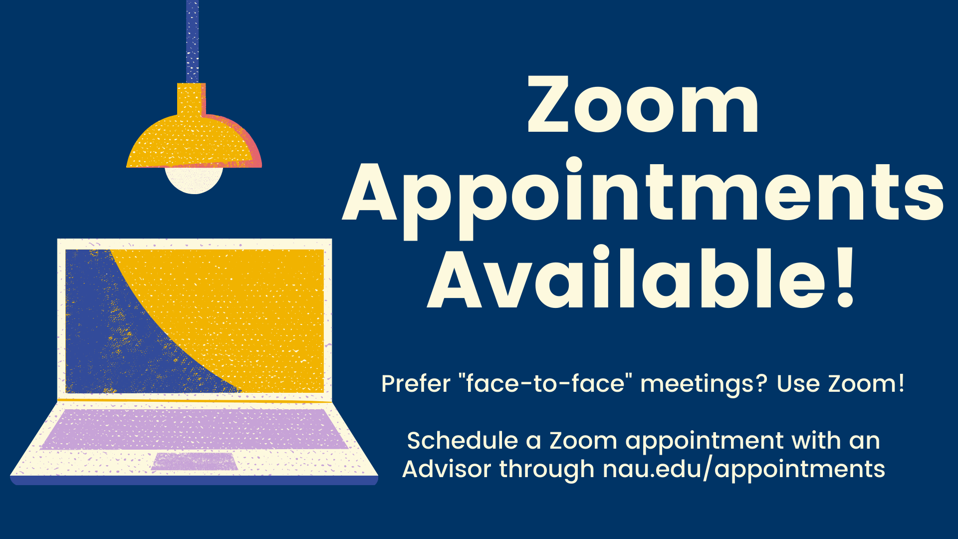 Copy of Zoom Appointments