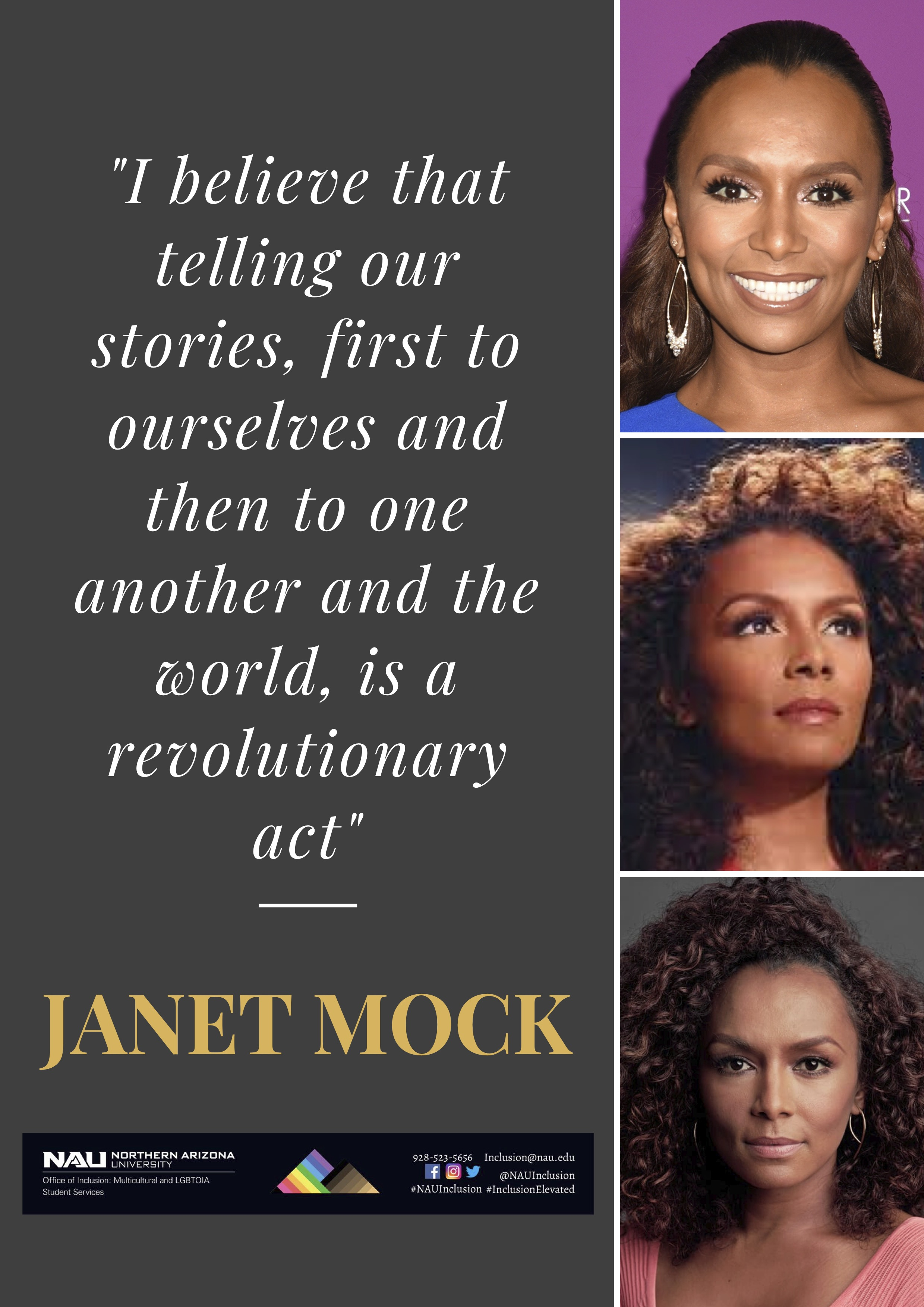 Janet Mock Telling Our Stories