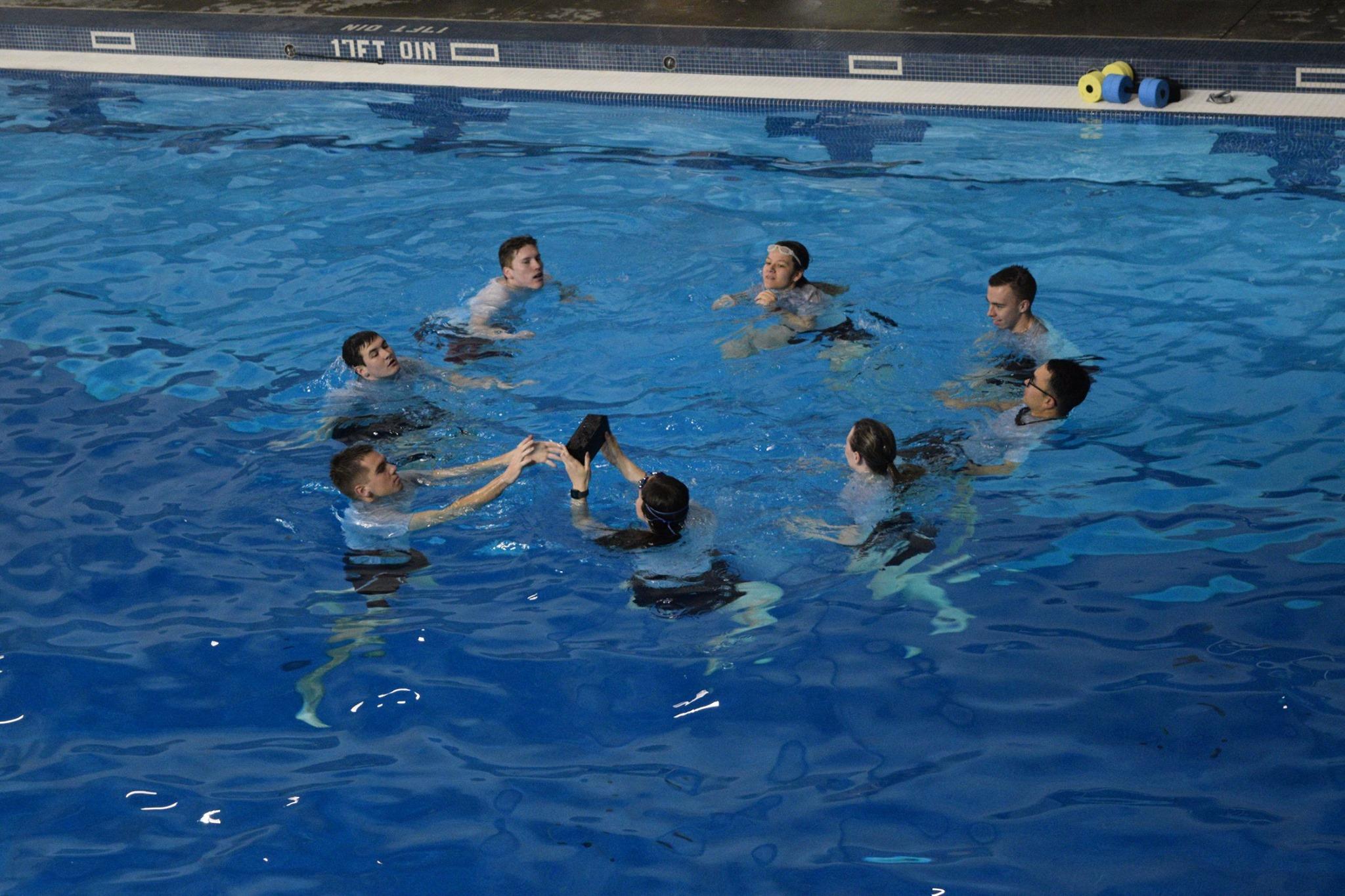 Spring 2020 Pool PT